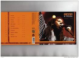 "SEINI  & YELIBA   ALBUM ""  LIBERTE LIVE  ""  CD  LES GRANDS GRIOTS REGGAE AFRICAIN GUINEE TOGO BENIN - Reggae"