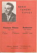 SERIE TANGHI TIPICI PASSIONE GITANA REDENCION - Musica Popolare