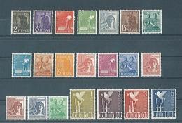 All Kontrollrat MiNr 943 Bis 962 Komplett Postfrisch (13293)