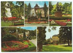 2500/1 - BADEN BEI WIEN (Autriche) -Kur- Und Kongressstadt -Ville De Cure Et De Congrès -Circulée 1983 -Scan Recto-verso - Baden Bei Wien