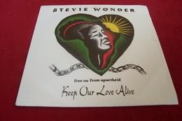 STEVIE   WONDER  °  KEEP OUR LOVE ALIVE - Soul - R&B