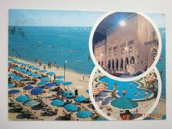 Postcard Rimini Multiview Postally Used 1979 My Ref B21164 - Rimini