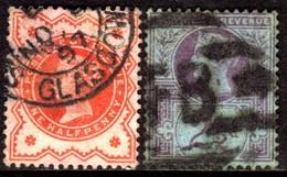 02537 Inglaterra 91 E 95 Rainha Vitoria U - Ungebraucht