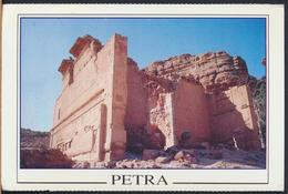 °°° 3964 - JORDAN - PETRA - With Stamps °°° - Giordania