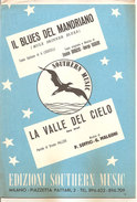 IL BLUES DEL MANDARINO LA VALLE DEL CIELO - Musica Popolare