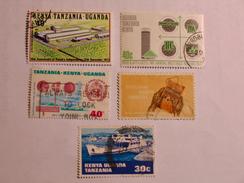 Kenya,Uganda,Tanzanie   1969-73   LOT# 9 - Kenya, Uganda & Tanganyika