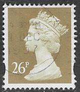 GB SG Y1686 1997 Machin 26p Good/fine Used [33/28820/25D] - 1952-.... (Elisabetta II)