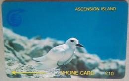 Ascension Island Phone 3CASB 10 Pounds - Ascension