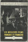 LE CINEMA A DOMICILE : FILM OFFICE : LES MEILLEURS FILMS ( 1954 ) - Cinema Advertisement