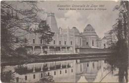 Exposition Universelle De Liège 1903 - Liege
