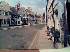 ENGLAND STAMFORD ST PAUL S STREET VB1989 STAMP 19 P  CRISTAL NEIGE GC13727 - Inghilterra