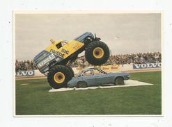 Cp , Photo : J.P. Chouzy , Automobiles , Vierge , Ed : Promo Presse , BIG FOOT - Cartes Postales