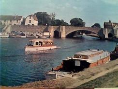 ENGLAND Bridge, Abingdon, Oxfordshire, VB1973 STAMP 3 ,1/2 P   GC13728 - Inghilterra