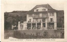 74  MORNEX  -  HOTEL   LES  PLEIADES - France