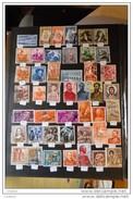 Espagne 1956 à 1962  Lot De 45 Timbres * - 1931-Aujourd'hui: II. République - ....Juan Carlos I