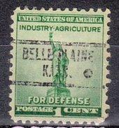 USA Precancel Vorausentwertung Preos Locals Kansas, Belle Plaine 734
