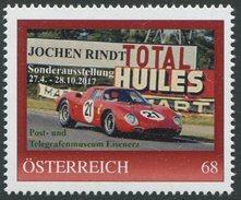 ÖSTERREICH / PM Nr. 8122691 / Jochen Rindt / Postfrisch / ** / MNH - Personalisierte Briefmarken