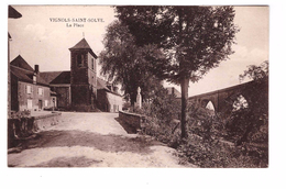 19 Vignols Saint Solve La Place Cpa - Altri Comuni