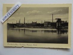 Frankfurt A.Main-Griesheim, Chemische Fabrik, 1930 - Frankfurt A. Main