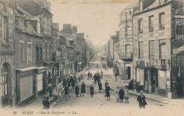 G112 - 80 - FLERS - Somme Rue De Domfront - France