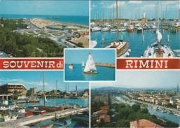 Cartolina - Postcard  - SOUVERNIR DI RIMINI - Rimini