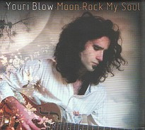 Youri BLOW - Moon Rock My Soul - CD - BLUES - Blind Willie JOHNSON - Blues