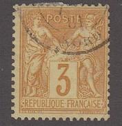 N 86  3C BISTRE/JAUNE - TB - 1876-1898 Sage (Type II)