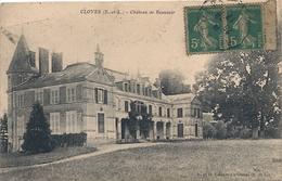 Cpa 28   Cloyes Chateau De Beauvoir - Cloyes-sur-le-Loir