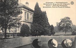 Antwerpen Anvers   Nachtegalenpark   Middelheim , Brug Over De Hofgracht        X 1082 - Antwerpen