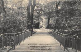 Antwerpen Anvers   Nachtegalenpark   Middelheim ,houten Brug         X 1083 - Antwerpen