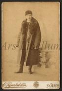 Cabinet Card / Photo De Cabinet / Kabinet Foto / W / Homme / Man / Photo / Russia - Ancianas (antes De 1900)