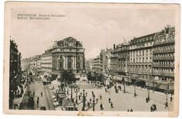 Brussel, Bruxelles, Place De Brouckère (pk35050) - Places, Squares