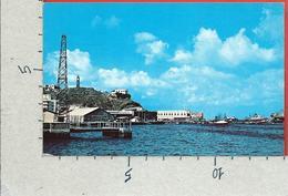 CARTOLINA NV YEMEN - ADEN - A View Of Steamer Point - 9 X 14 - Yemen