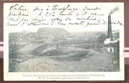Cpa Quaregnon   Charbonnage   1902 - Quaregnon