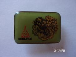 Moteur KHD Deutz - Pins