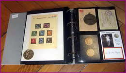 Collection Jeux Olympiques Olympic Games Anvers 1920 - Paris / Chamonix 1924 Amsterdam 1928 Los Angeles 1932 Autographes - Authographs