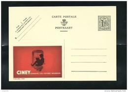 Publibel Neuve N° 1234 ( CINEY; Chauffe Les Foyers Heureux) - Interi Postali
