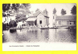 * Overmeire Donck - Overmere Donk (Berlare - Oost Vlaanderen) * Chalet Du Nenuphar, Bateau, Quai, Animée, TOP, Afsnee - Berlare