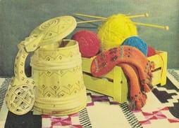 GOOD ESTONIA Postcard 1983 - New Year - Estonia