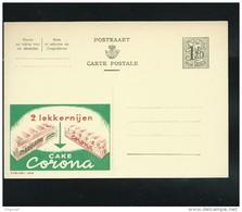 Publibel Neuve N° 1306 (Cake CORONA  2 Lekkernijen) - Entiers Postaux