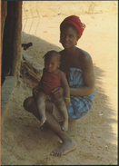 °°° 3996 - GUINE-BISSAU - MOTHER AND SON - With Stamps °°° - Guinea Bissau