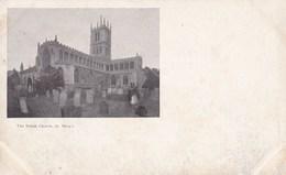 The Parish Church St Mary's, Ilkeston, Derbyshire (pk34507) - Derbyshire
