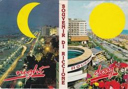 Cartolina - Postcard  -  SOUVENIR DI RICCIONE  - - Rimini