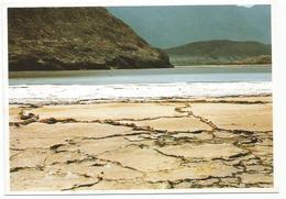 V982 Djibouti - Lac Assal / Non Viaggiata - Gibuti