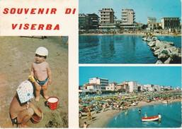 Cartolina - Postcard - SOUNENIR DI VISERBA - RIMINI - Rimini
