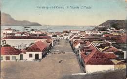 CAP VERT / Rua Da Quartel General S. Vicente - Cap Vert
