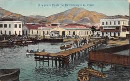 CAP VERT / S. Vicente Ponte De Dezembarque - Cap Vert