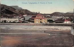 CAP VERT / S. Vicente - Estaçao Telegraphica - Cap Vert