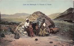 CAP VERT / S. Vicente - Casa De Habitaçao - Cap Vert