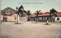 CAP VERT / Rua Dos Coqueiros - S. Vicente - Cap Vert
